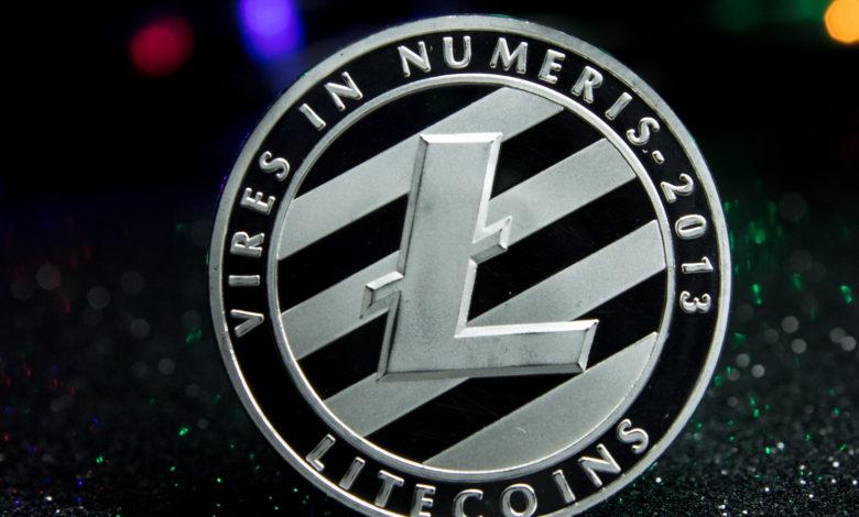Монета LTC