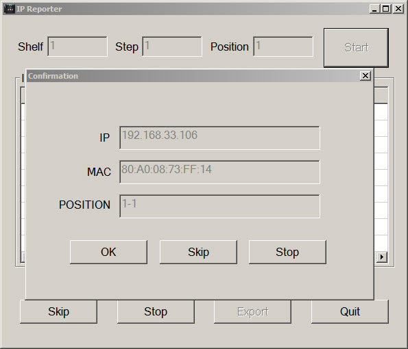 Программа IP Reporter